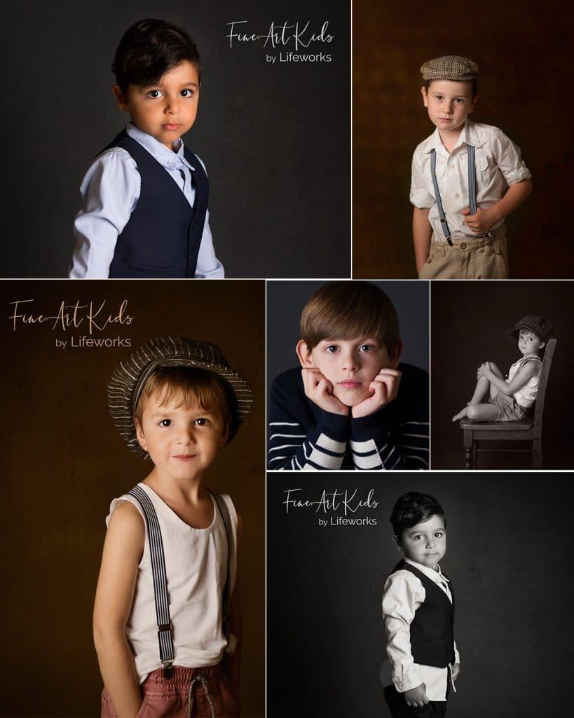 Fine Art kids