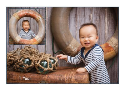 12 month year old asian baby photography