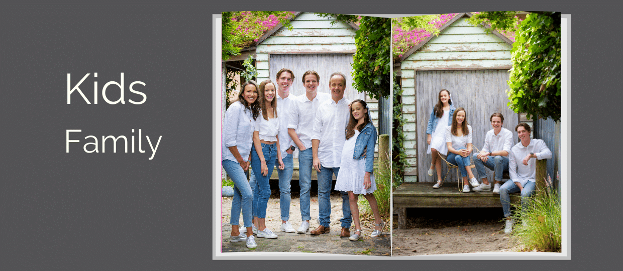 kids and family portrait photography at Lifeworks Melbourne, always fun, fresh and fabulous