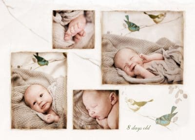 take lots of photos of your newborn, expressions