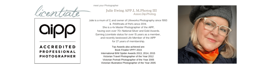 Lifeworks Photographer Julie Ewing